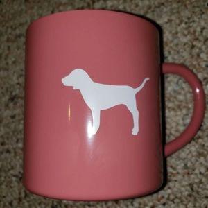 Pink Victoria secret mug stainless steel Pink